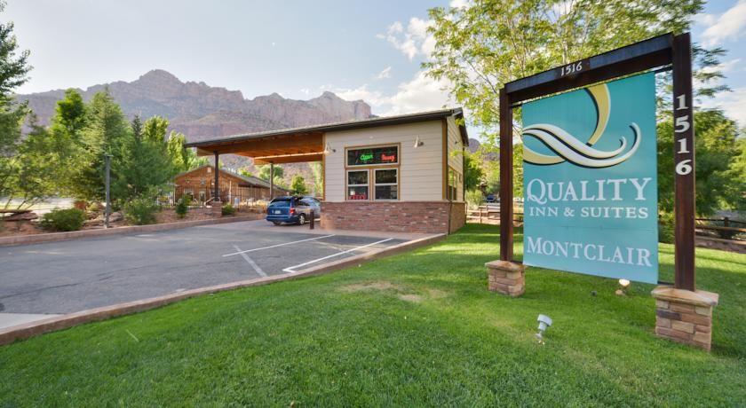 Quality Inn Suites Springdale Ut Utah Road Trip Inn Trip To