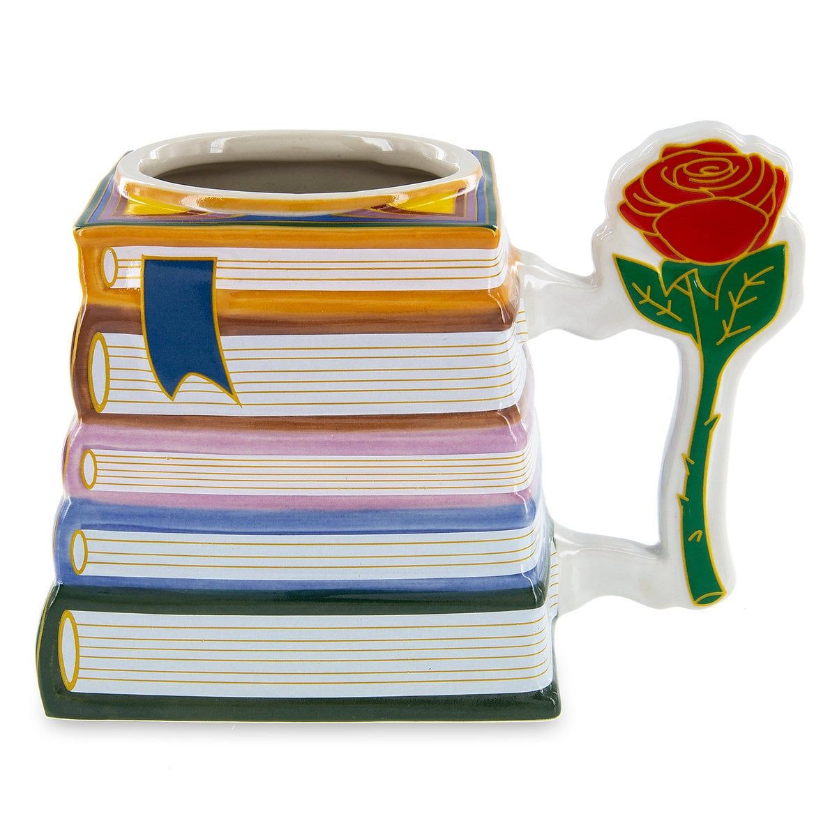 Belle Books Mug #coolmugs