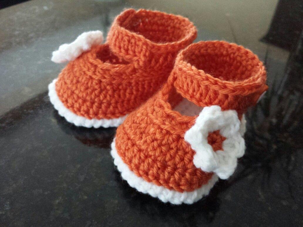 Crochet Baby Booties Kinder Schuhe Socken Gehäkelt Und Gestrickt