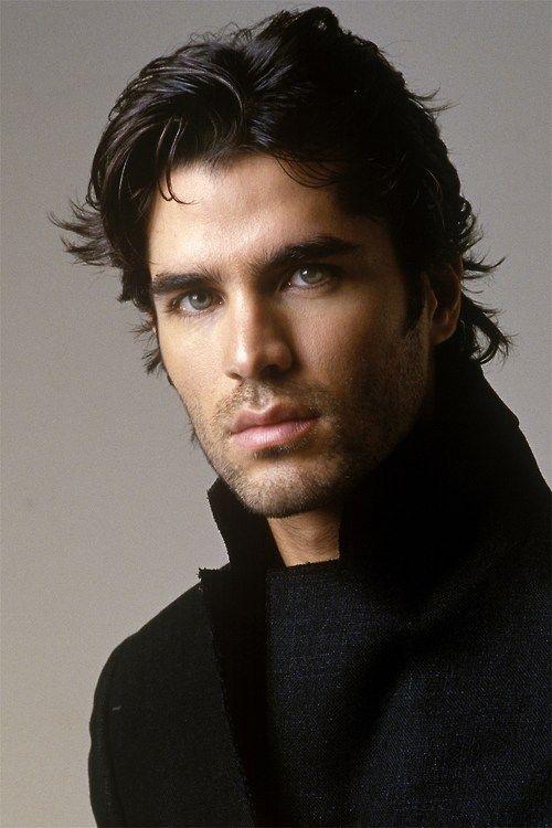 Male Model Black Hair : model, black, Movies, Movie, Stars