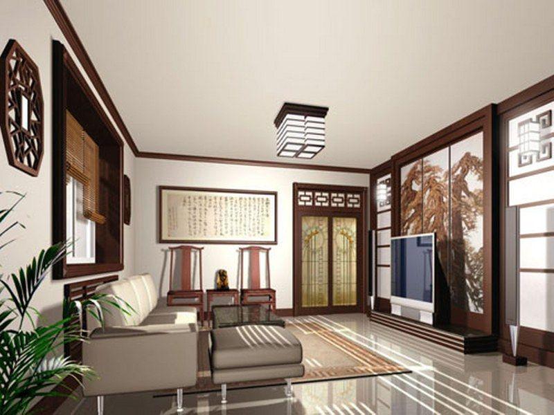 Asian Interior Design Ideas Asian Interior Ideas Design Foto