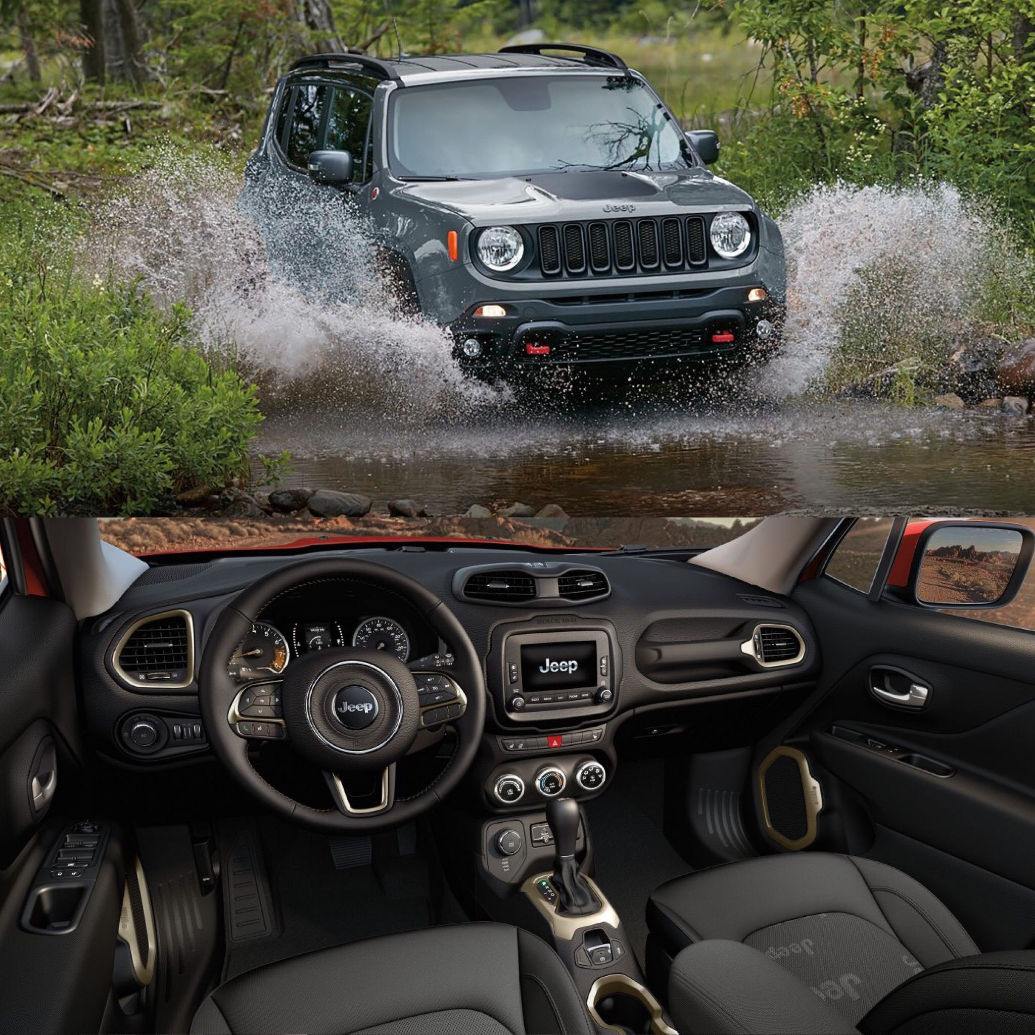 The 2017 Jeep Renegade Push The Boundaries Of Adventure