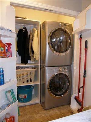 On Holidays Laundry Room Storage Shelves Laundry Room Storage Small Laundry Closet
