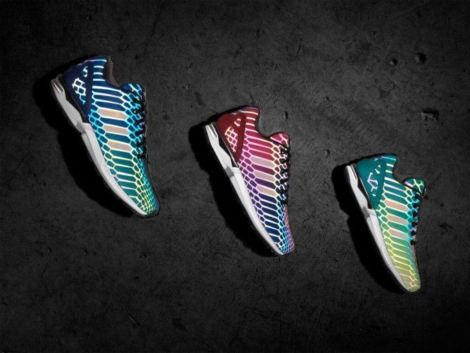 adidas ZX Flux Xeno – Negative Pack, #adidas #NegativePack