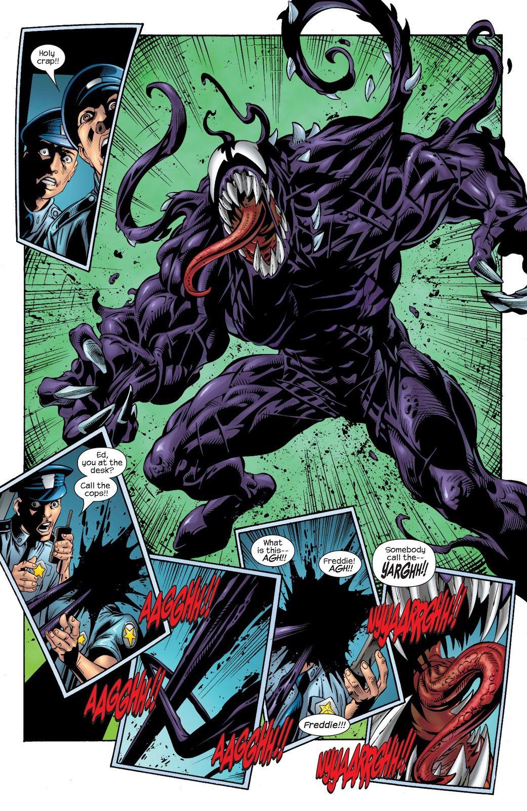 Ultimate Spider-man Venom : ultimate, spider-man, venom, Ultimate, Spider-Man, (2000), Issue, Comic, Online, Hig…, Spiderman,, Spiderman, Spider, Venom