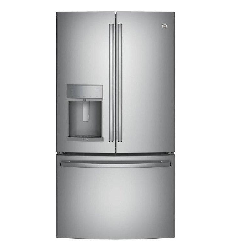 Ge Profile French Door Refrigerator Energy Star 36 Inch