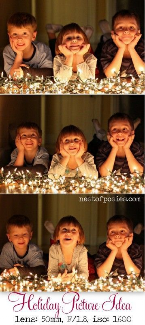 Capturing Memorable Holiday Photos with Kids at Night via Nest of Posies #photographytips #photography #tips #for #kids