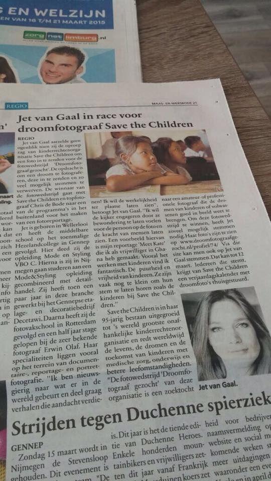 Persbericht Maas en Niersbode