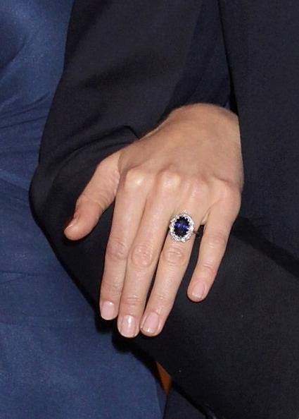 Perfect Kate Middleton Wedding Ring And Engagement