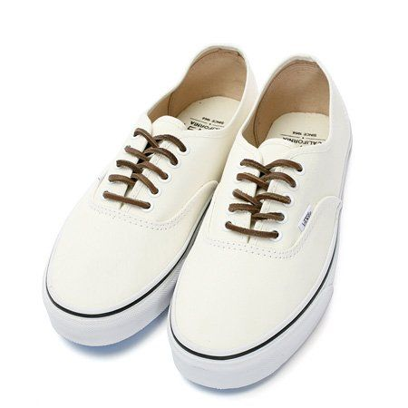 Fancy - Vans Authentic CA Brushed Twill Sneakers