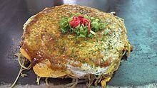 Okonomiyaki - Saw this on Hairy Bikers - it looks uh-may-zing!