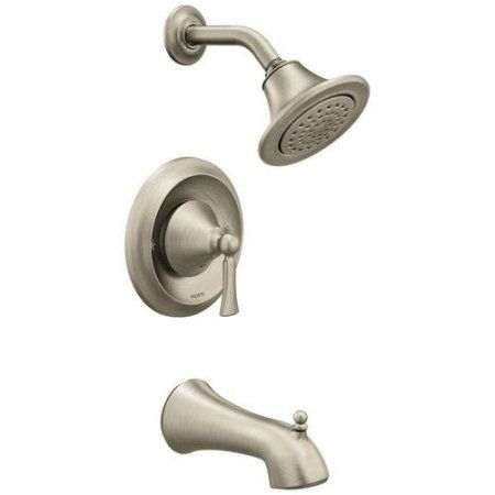 Moen T4503epbn Wynford Bath And Shower Faucet With Posi Temp