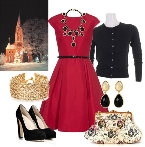 1000  images about Christmas Fashion Ideas on Pinterest ...