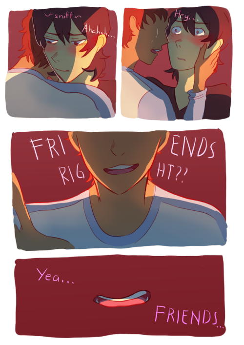 pining keith | Tumblr | VOLTRON!! | Voltron klance, New