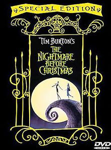 Tim Burton S The Nightmare Before Christmas Nightmare Before Christmas Dvd Nightmare Before Christmas Movie Nightmare Before Christmas