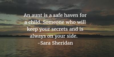 29 Best Being An Aunt Quotes Enkivillage Aunt