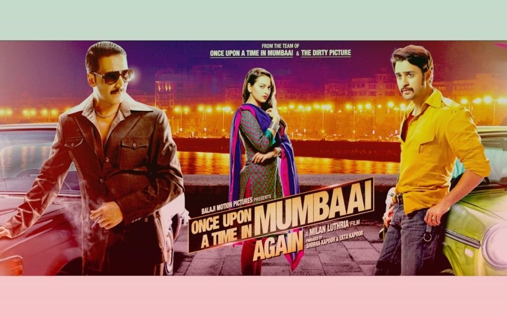 Once Upon a Time in Mumbaai Again Movie Wallpapers