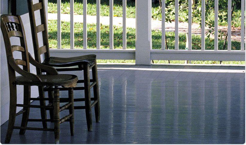 Dutch Boy Porch Floor Paint