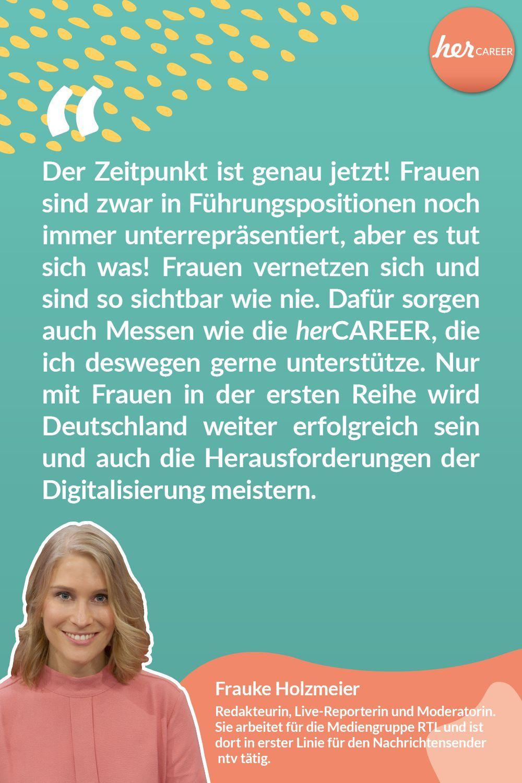 Frauke Holzmeier Ist Redakteurin Live Reporterin Und Moderatorin Sie Arbeitet Fur Die Mediengruppe Rtl Und Ist Dort In Karriere Moderator Nachrichtensender