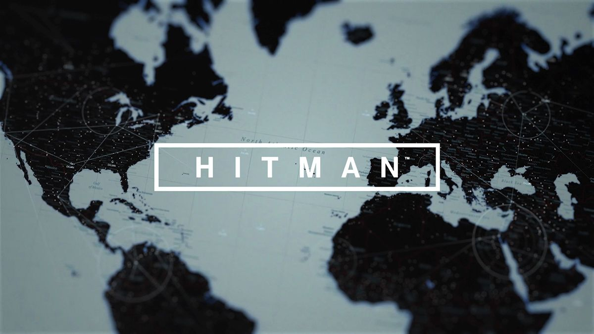 HITMAN - World of Assassination on Behance