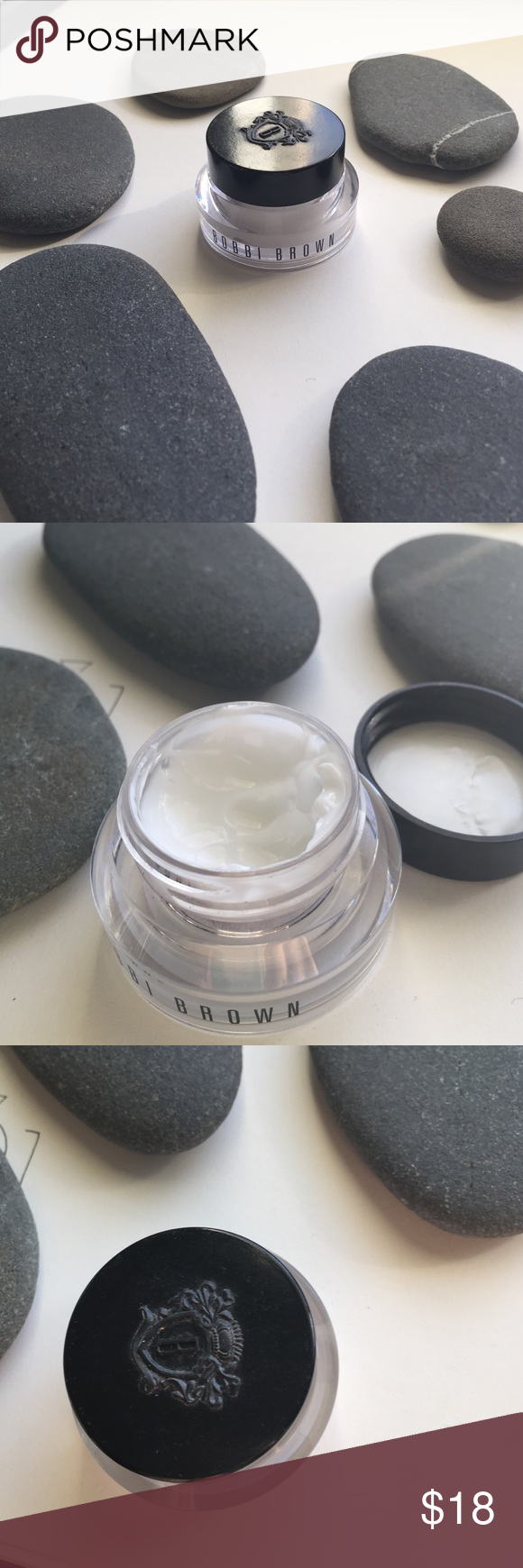 Bobbi brown hydrating eye cream About 1/4 used. Lots left! Makeup