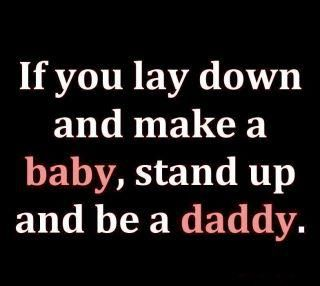 So many  dads  donu0027t step up to the plate  sc 1 st  Pinterest & SO TRUE! So many