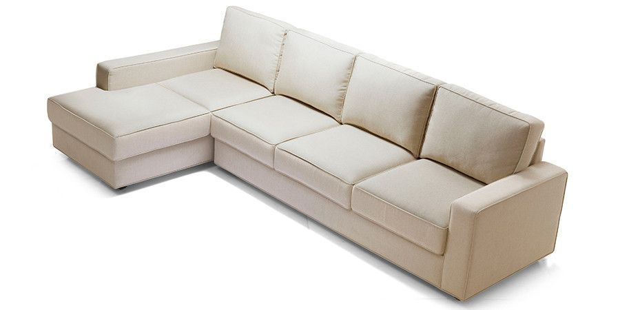 Apollo Sectional Sofa Pearl With