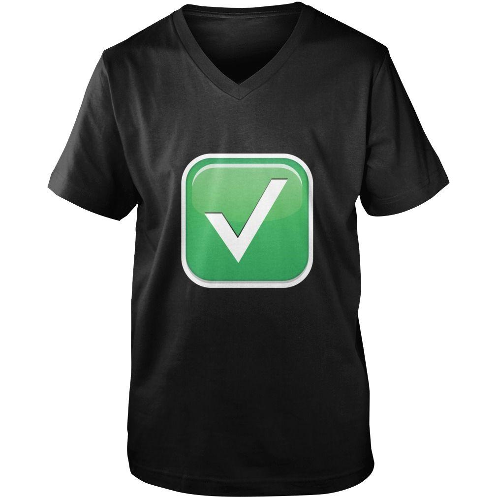 white heavy check mark emoji shirt order here https www