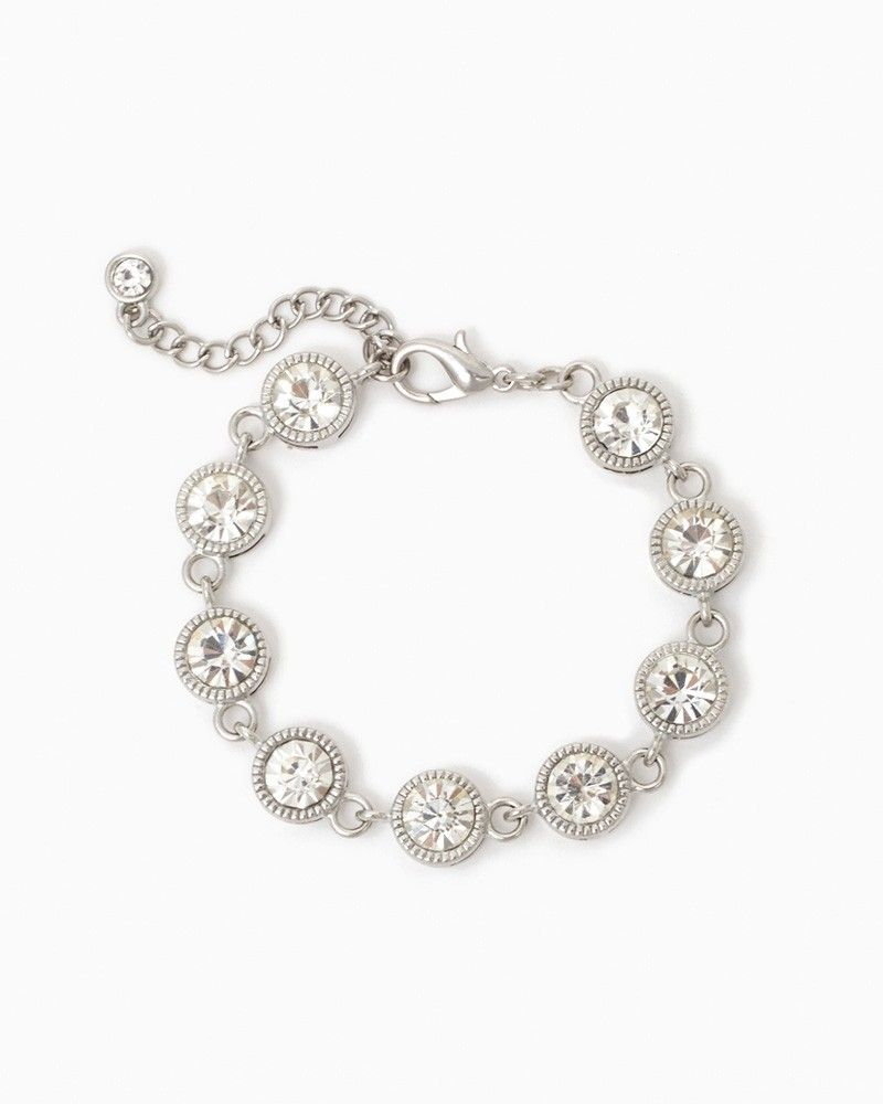 charming charlie Turn to Stone Bracelet UPC 410006783195