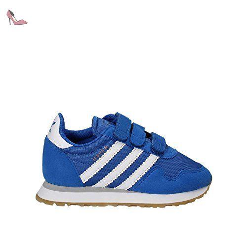 adidas Haven Cf C, Chaussures de sport mixte enfant - bleu - Bleu (bleu 4a43598e3a00