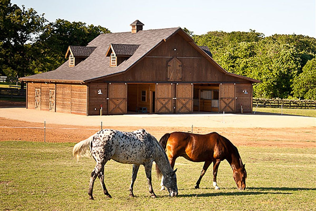 Barn pros projects gallery horses pinterest horse for Horse farm