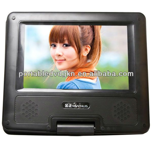 7inch cheap mini dvd player portable dvd solution ska. Black Bedroom Furniture Sets. Home Design Ideas