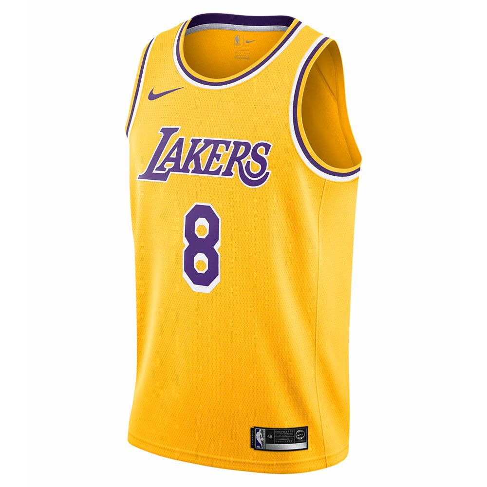 346fb2c98 Encontre a Regata Nike NBA Kobe Bryant Swingman Road Masculina na Artwalk.  Estilosa na medida