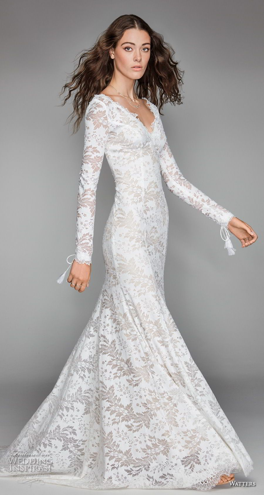 Willowby by Watters Spring 2018 Wedding Dresses | Wedding dress ...