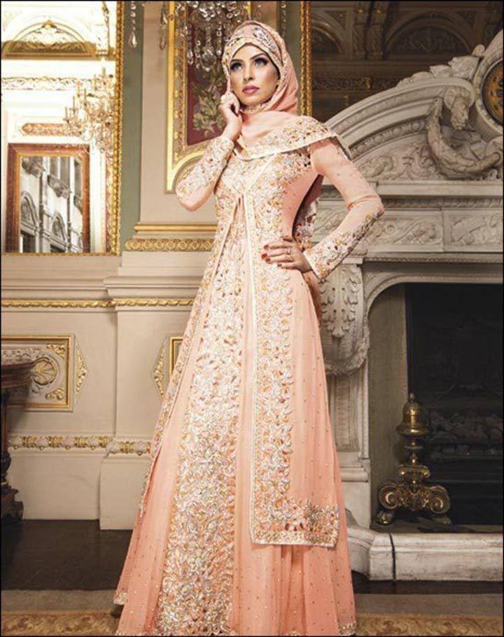 Muslim Bridal Dresses