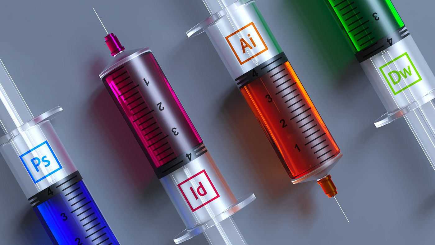"""Check out this Behance project """"adobe injection"""" https"""