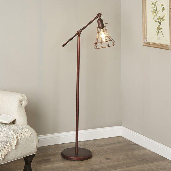 Birch lane collyer 52 led task floor lamp