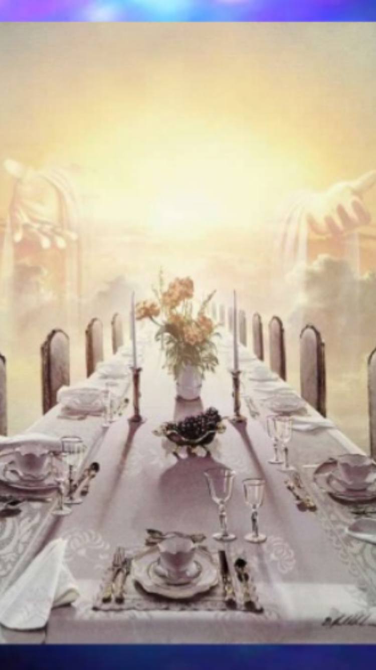 You Prepare A Table Before Me In Presence Of My Enemies Psalm 23