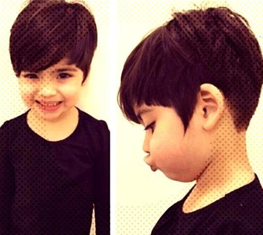 Top 20 Short Haircuts for Little Girls 2019 Top 20 Short Haircuts for Little Girls 2019