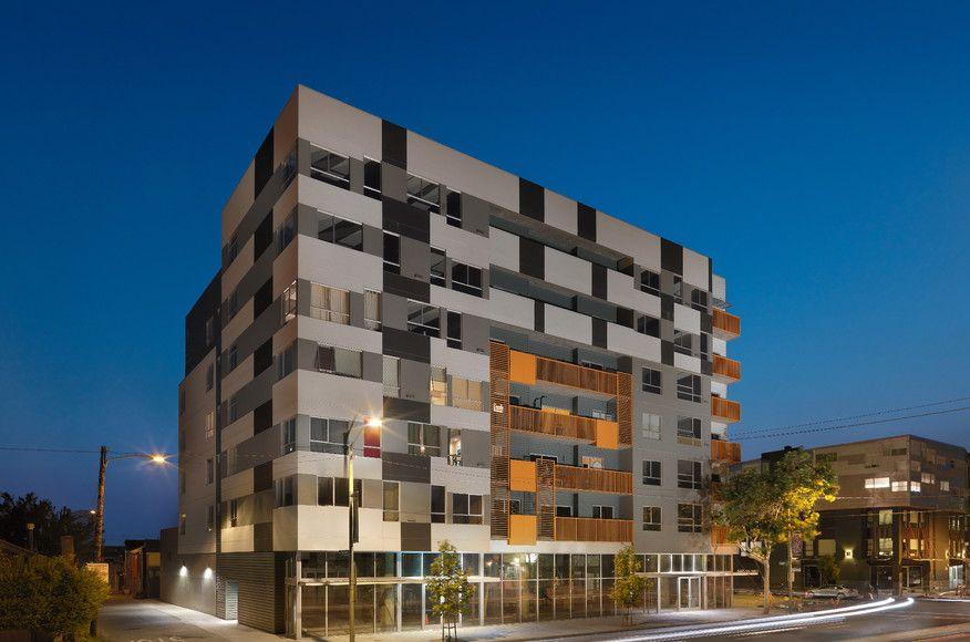 Altezza Housing   Architect Magazine   SAIDA AND SULLIVAN DESIGN PARTNERS,  Oakland, CA,