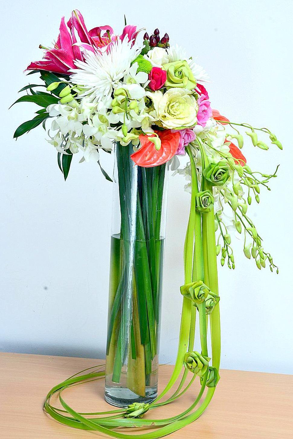 Pretty Please An Impressive Bunch Of Orientallilium Disbud