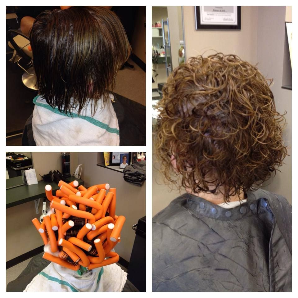 american wave | texture in 2019 | short permed hair, curly