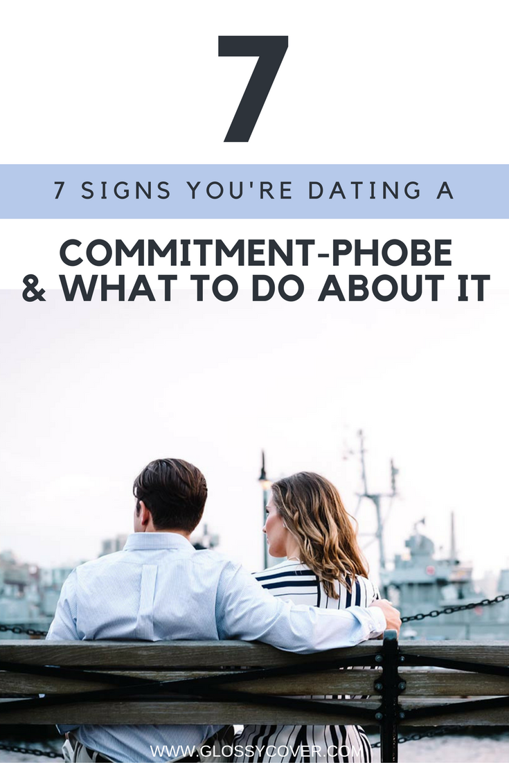 How to date someone with commitment issues
