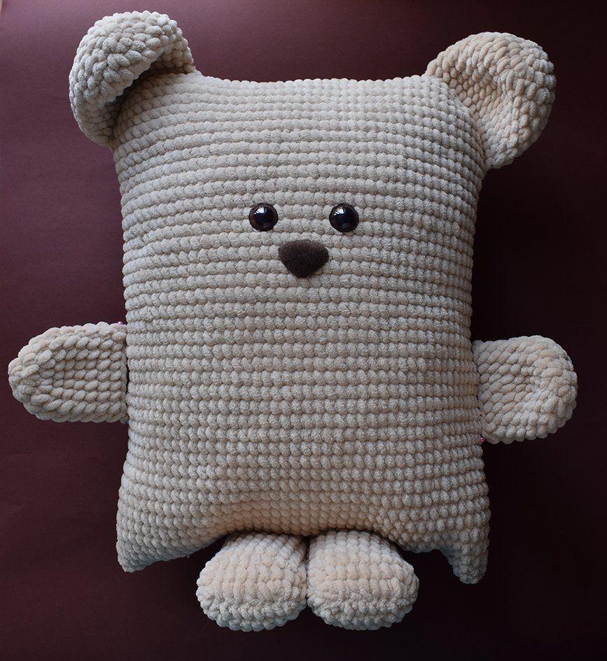 Häkelanleitung #crochetbearpatterns