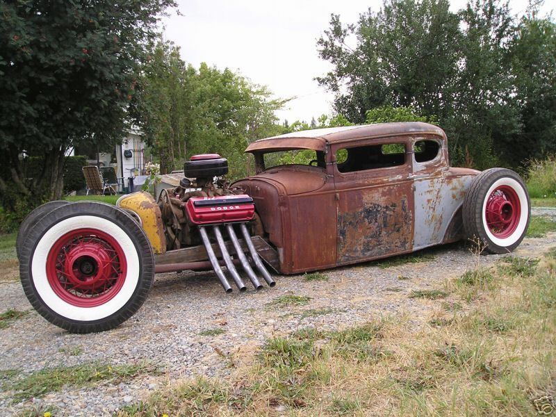 Old School Hot Rods - | Rods | Pinterest | Rats, Cars and Vehicle