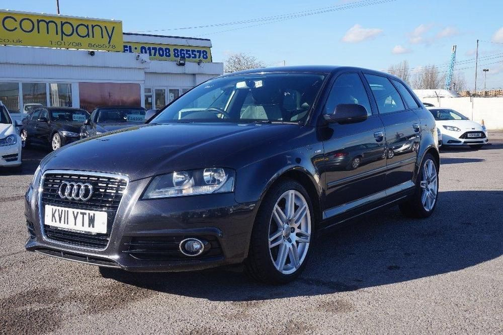2011 Audi A3 1 4 Tfsi S Line Sportback 5dr Used Audi For Sale