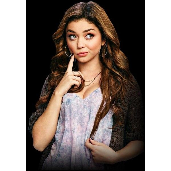 Haley Dunphy Played By Sarah Hyland Liked On Polyvore Featuring People Modern Family Clothes Design Women