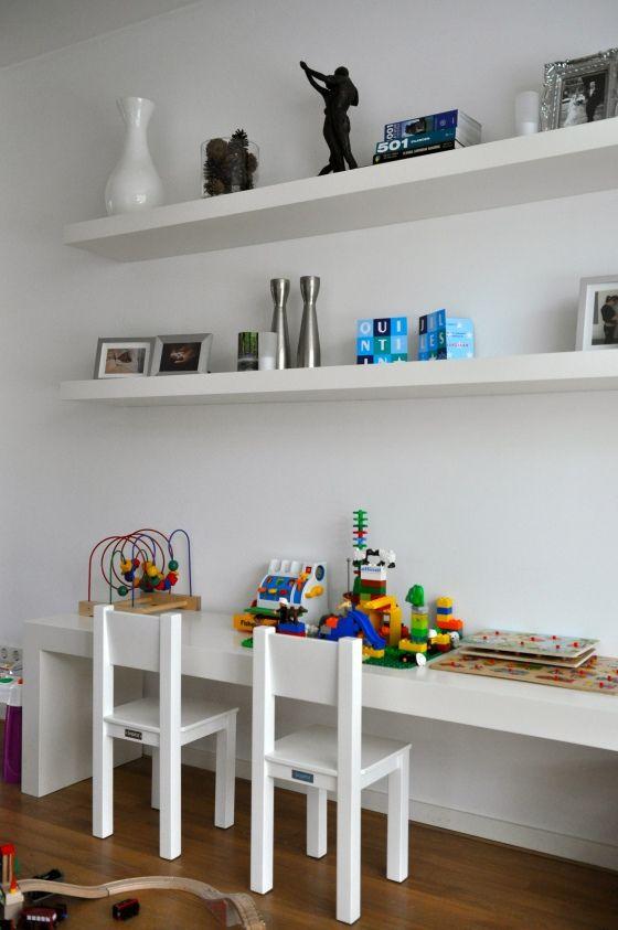 Speelhoek woonkamer - speelhoek | Pinterest - Speelhoek, Kinderhoek ...