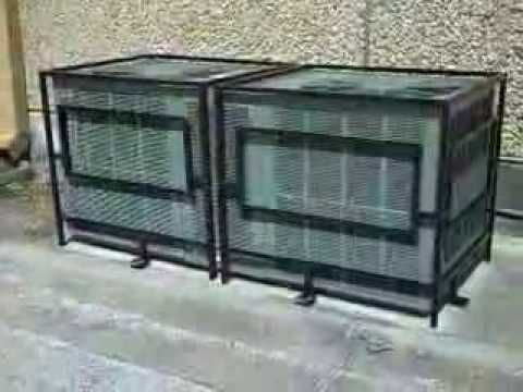 Protect Your Air Conditioner From Copper Theft With Ac Guard Outdoor Storage Outdoor Decor Home Security