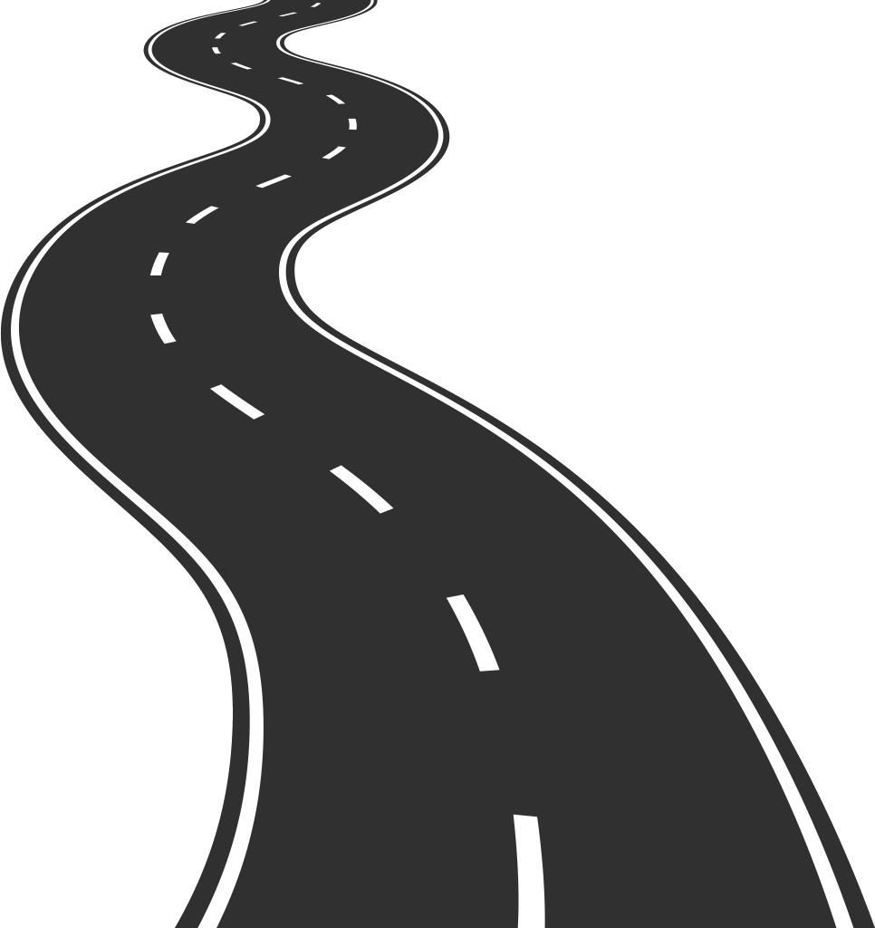Road High Way Png Image Road Drawing Automotive Logo Design Clip Art